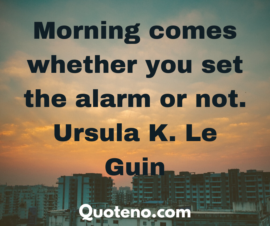 quotes on good morning inspirational