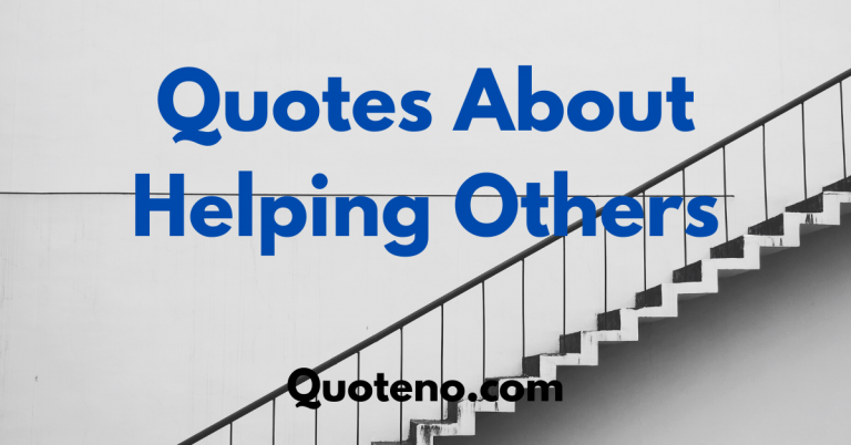 QuotesAbout Helping Others