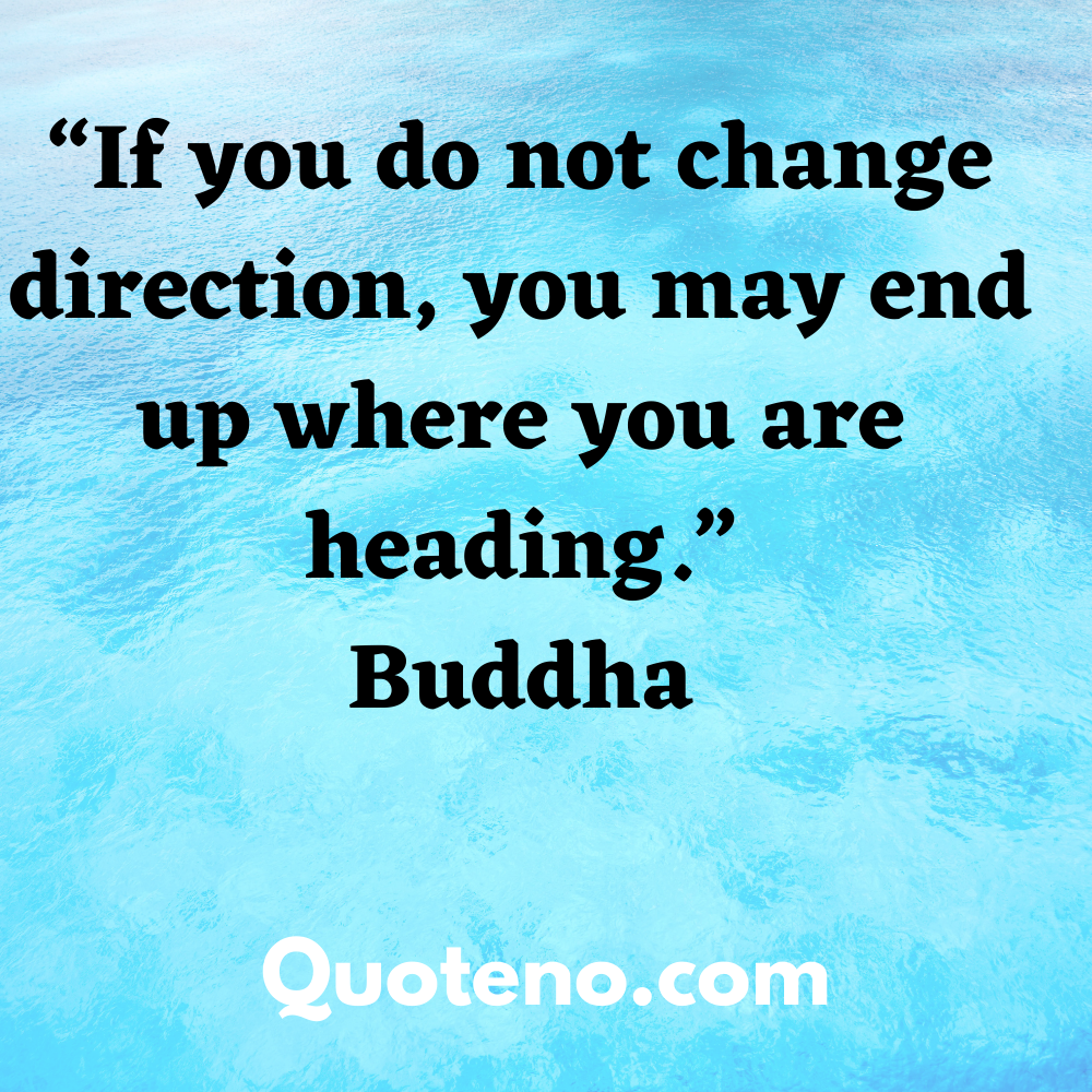 buddhist quotes on change