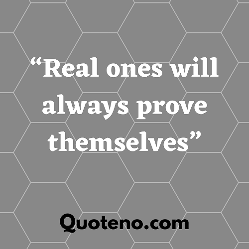 Real people quotes