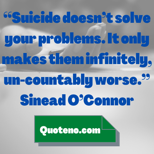 quotes on suicide