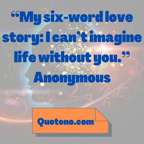 mind blowing quotes about love
