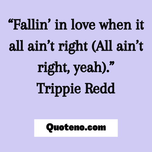 Trippie Redd quotes