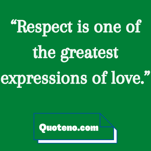 quotes on self respect in a relationship