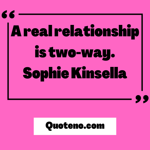 quotes on adjustment in relationship