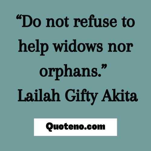 orphans quotes
