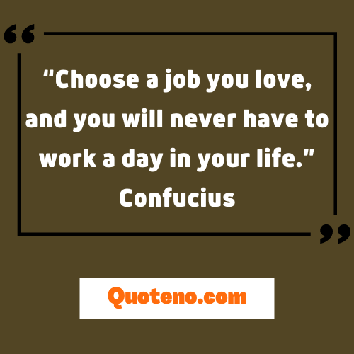funny Confucius quotes about work