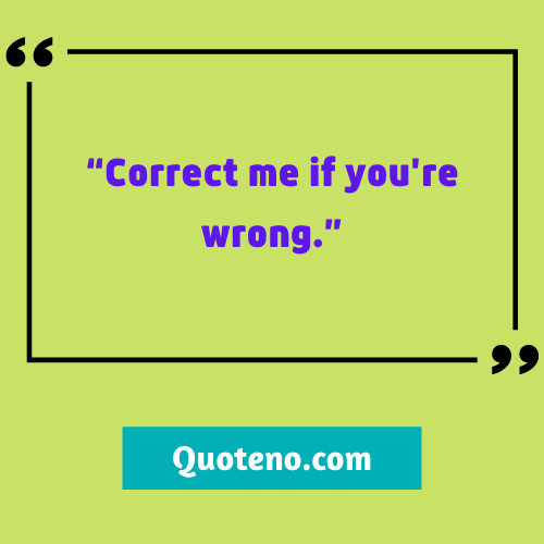 Funny incorrect quotes