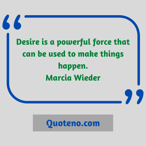 quotes on desire and dreams